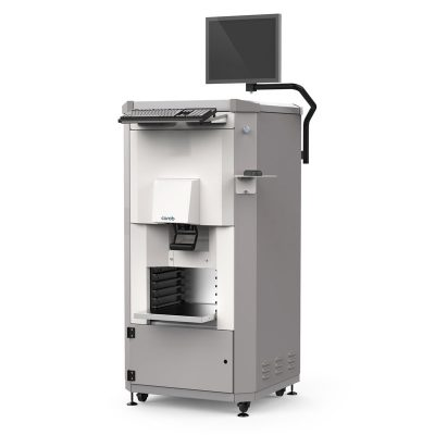 FIRST1 COROB - A revolution in automatic tinting dispensers